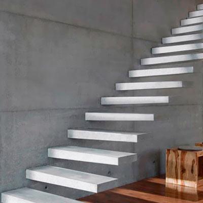 Escaleras cerámicas y peldaños para escaleras