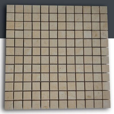 Mosaico enmallado 12x12 - MOSAICOS CERÁMICOS - DECORACIÓN