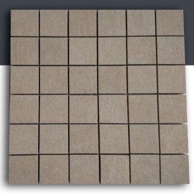Mosaico enmallado 6x6 - MOSAICOS CERÁMICOS - DECORACIÓN