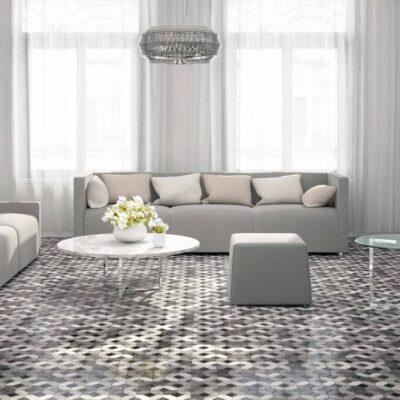 Pavimento Gres imitación mosaico 45X45 CAP-4545