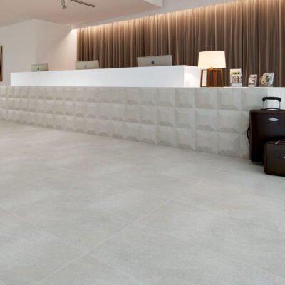 Baldosa Gres Porcelánico 75x75 MIL-7575 - Blanco