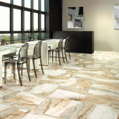 Pavimento Gres imitación mármol 45X45 COR-4545