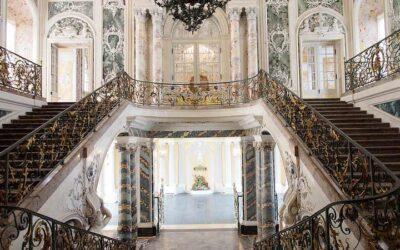 La escalera como símbolo de poder y estatus