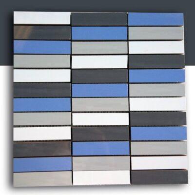 Mosaico cerámico 3x12 - ENMALLADOS CERÁMICOS - DECORACIÓN