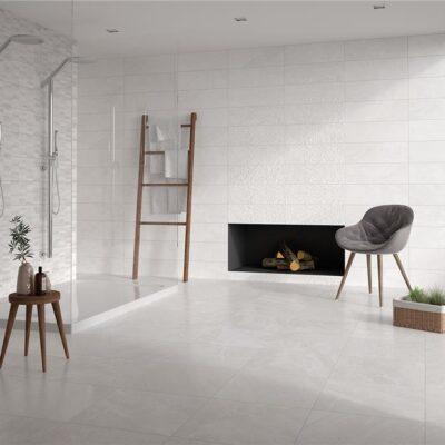 Pavimento de Gres Imitación Cemento 45x45 SEL-4545