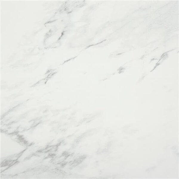 Porcelánico rectificado imitación mármol blanco satinado
