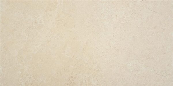 Porcelánico rectificado imitación mármol crema satinado